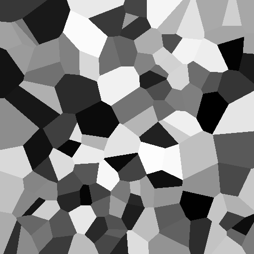 Voronoi Diagrams Nullwise